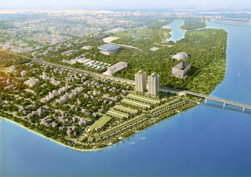 Elysia Complex City