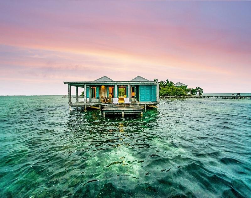 Cayo Espanto,Belize