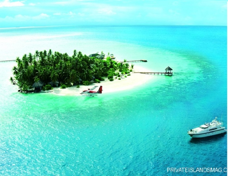 The Rania experience, Maldivesa