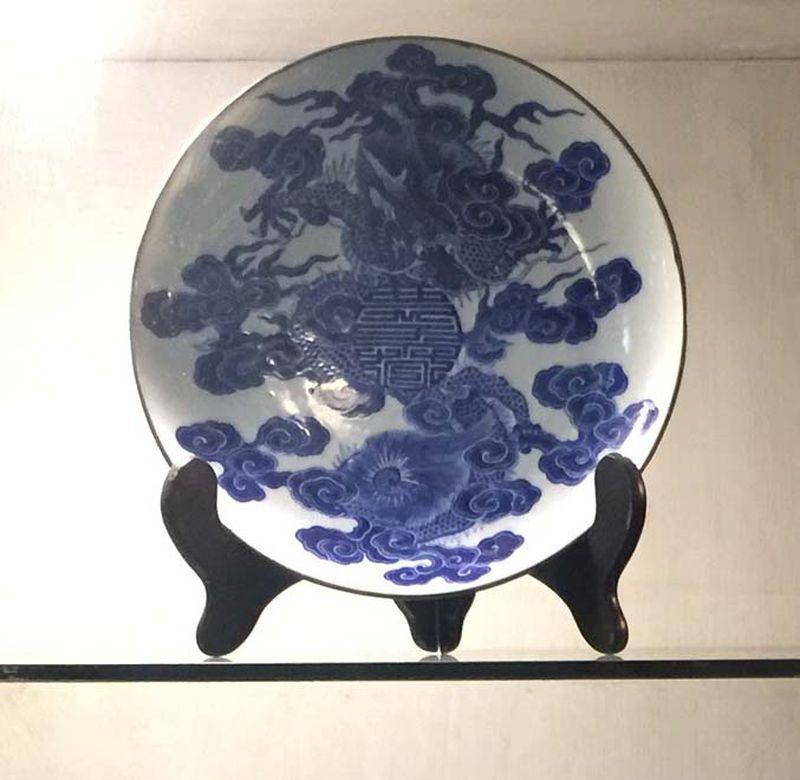 Khu trưng bày của nhà nghiên cứu Vương Hồng Sển