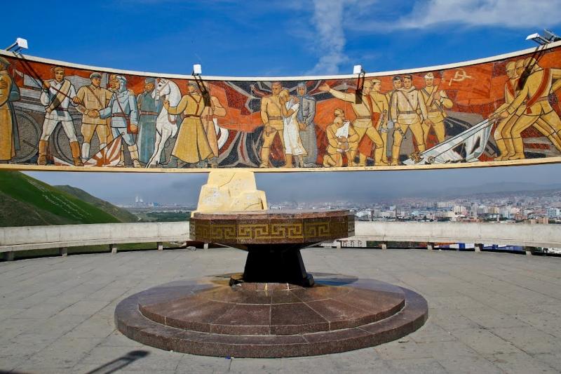 Khu tưởng niệm Zaisan