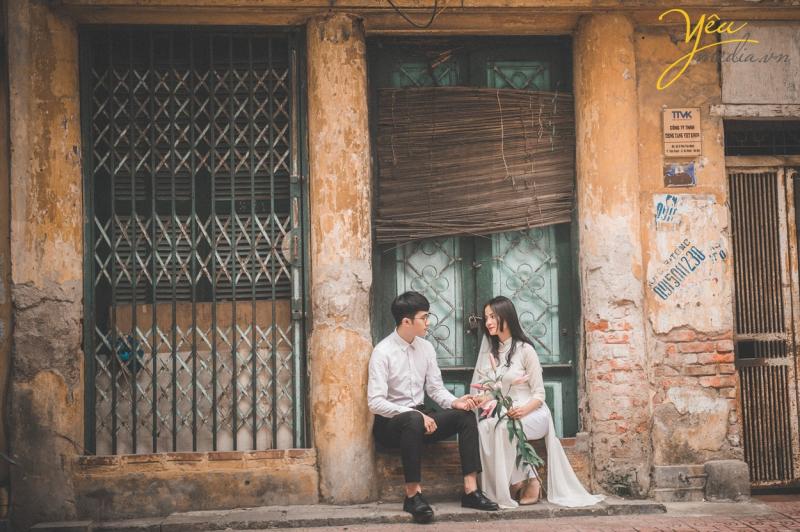 Ảnh chụp Khu vực quanh hồ Hoàn Kiếm và phố cổ -yeumedia.vn