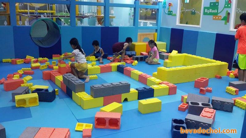 Khu vui chơi Apple Kids Club – VivoCity