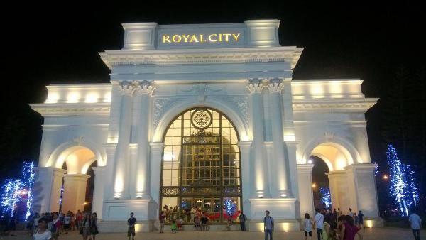 Khu vui chơi Royal City