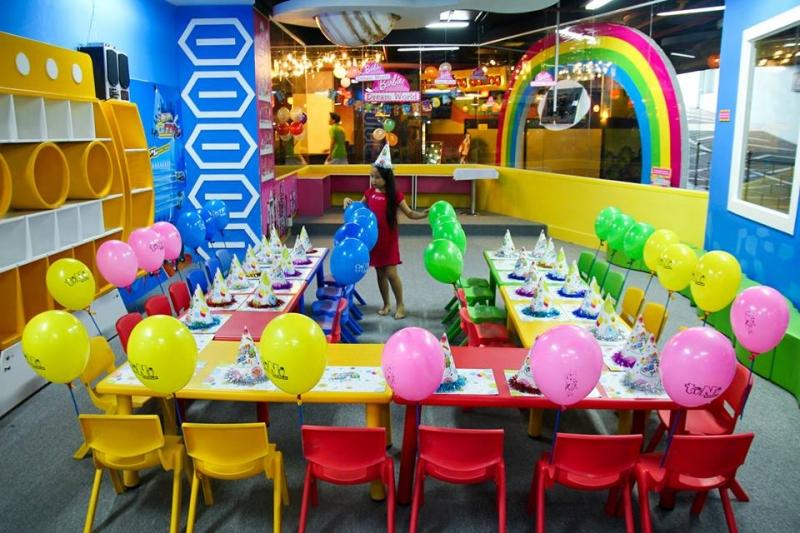 tiNiWorld là một trong những địa điểm tổ chức sinh nhật cho bé tại TP. Hồ Chí Minh