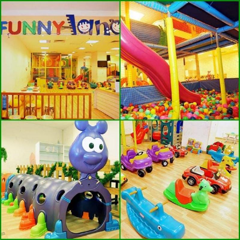 Khu vui chơi trẻ em Funny Land