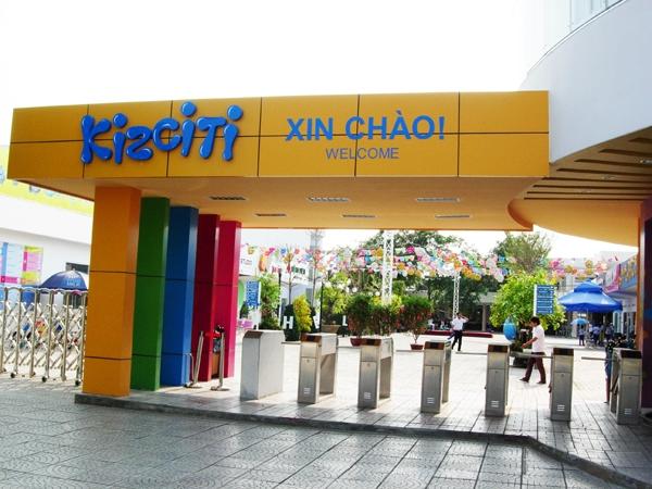 Kizciti là địa điểm đi chơi cuối tuần thú vị ở TP. Hồ Chí Minh