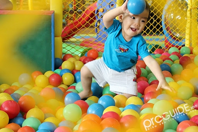 ] Khu vui chơi trẻ em Parkson