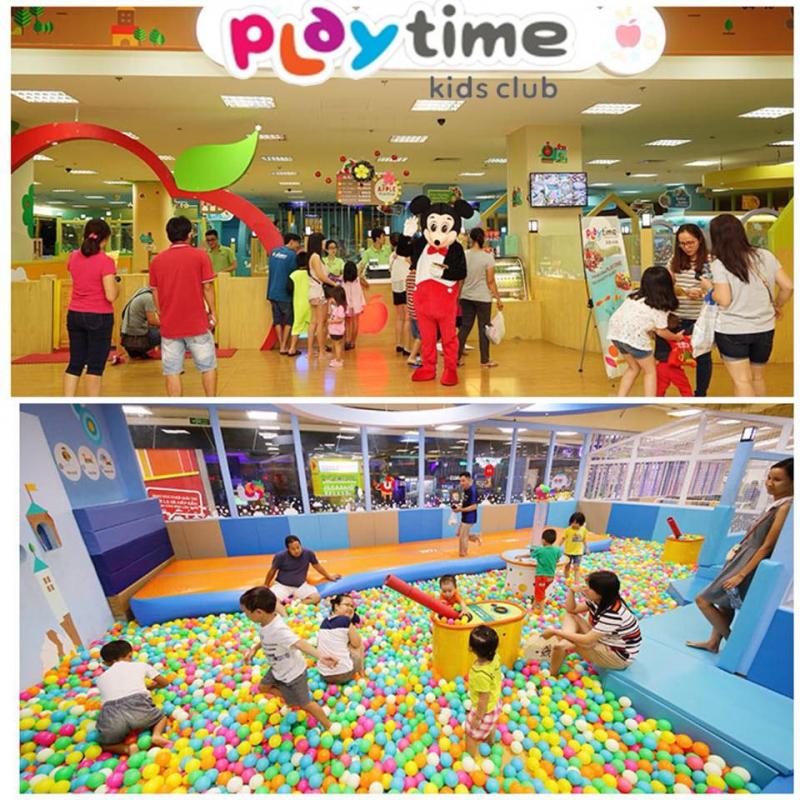 Khu vui chơi Playtime