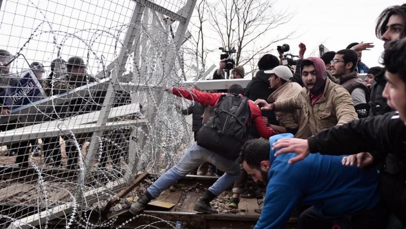 Khủng hoảng di cư ở châu Âu