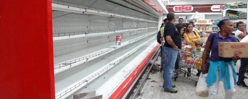 Cuộc sống khó khăn của người dân Venezuela do khủng hoảng