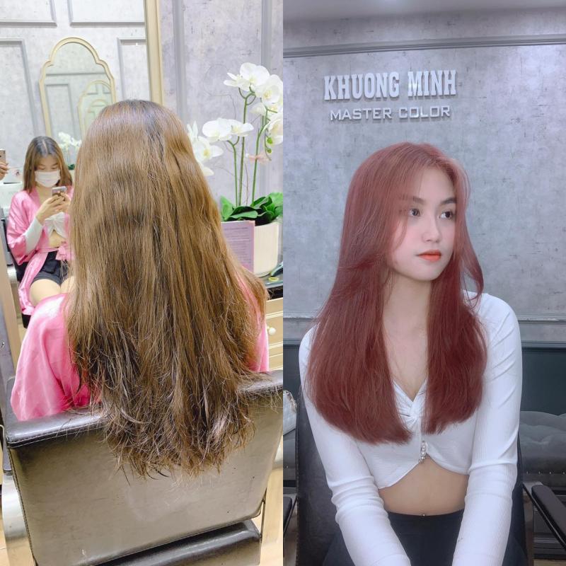 Khuong Minh Hairdressing Salon - Bậc Thầy Nhuộm Tóc
