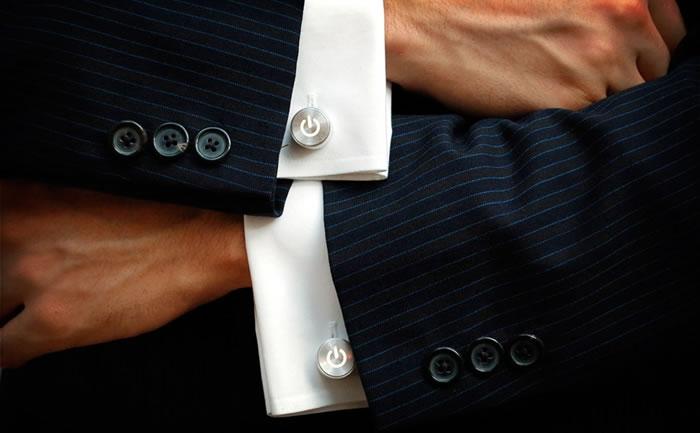 Khuy bấm tay áo hiện đại