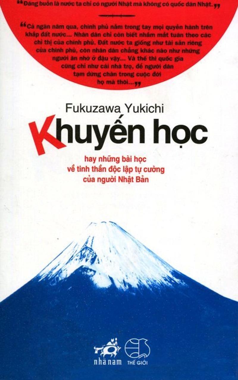 Khuyến học - cuốn sách làm thay đổi biết bao thế hệ Nhật Bản