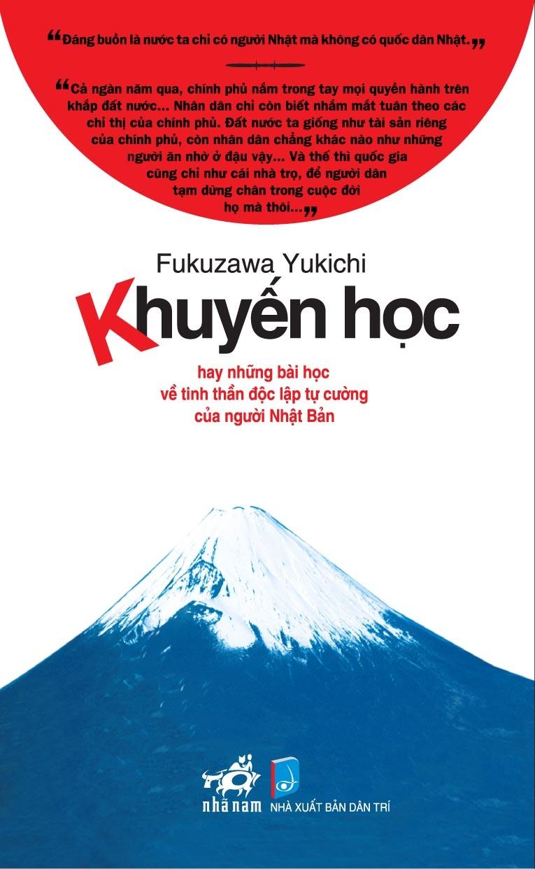 Khuyến học – Fukuzawa Yukichi