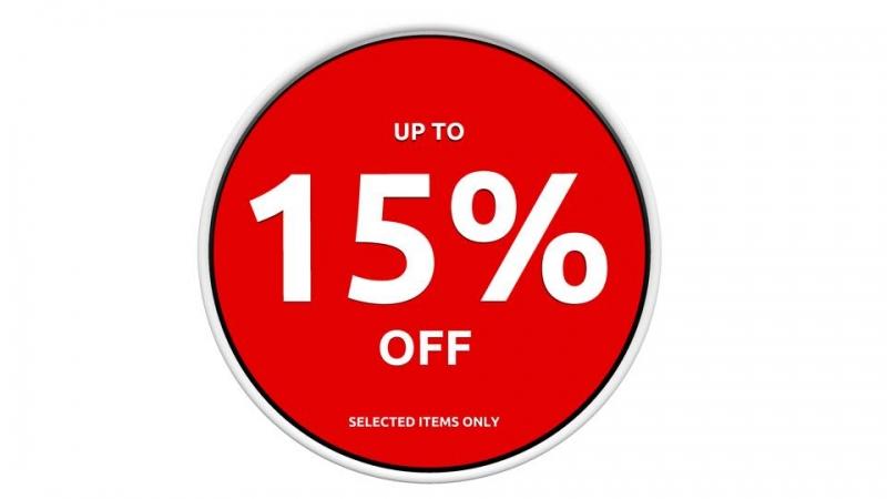 Giảm giá hay khuyến mãi để khuyến khích khách hàng mua sắm