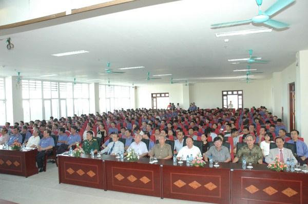 Lễ khánh thành Tòa nhà hành chính 09 tầng và Ký túc xá 11 tầng Trường Đại học Kiểm sát Hà Nội