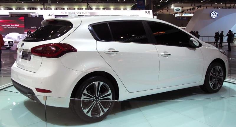 Kia K3 Hatchback