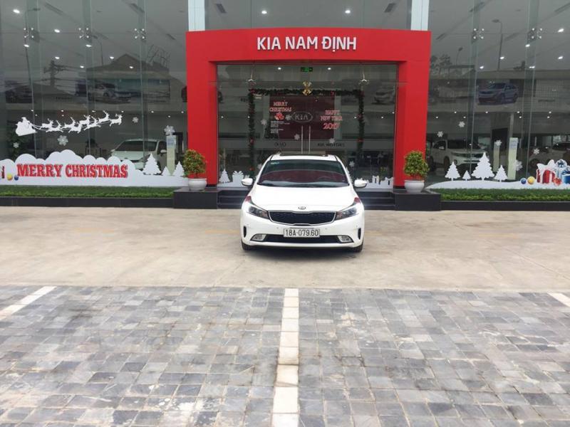 Showroom Kia Nam Định