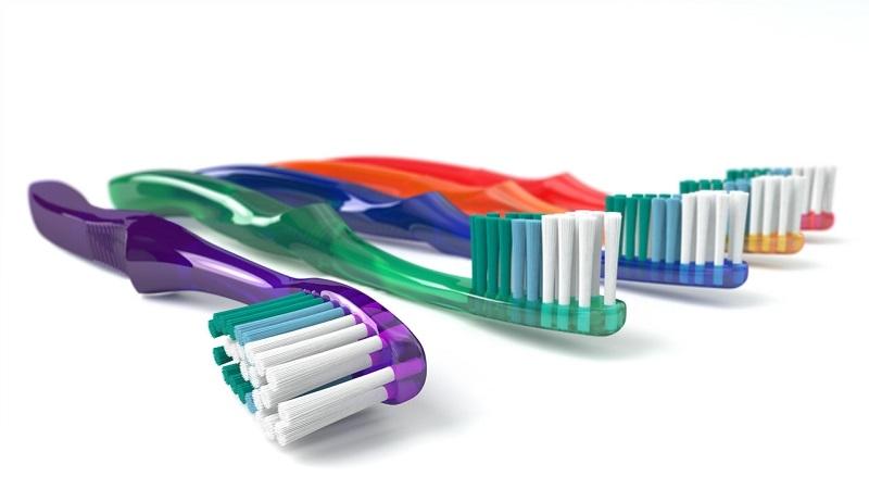 Kích cỡ của bàn chải đánh răng