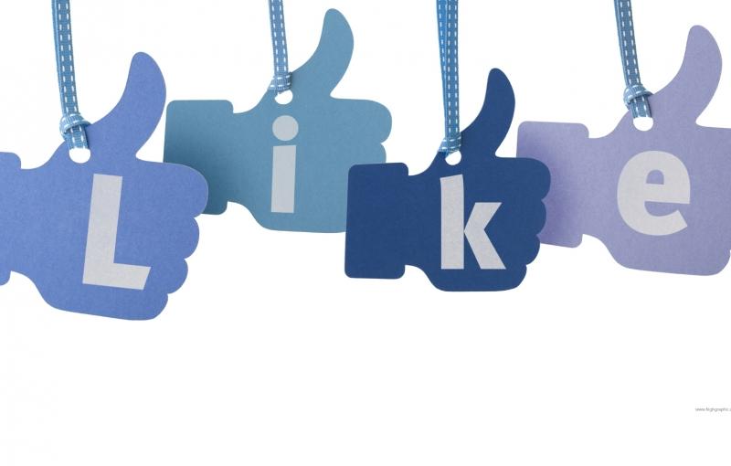 Kích thích khách hàng like Fanpage của bạn ngay trên Website