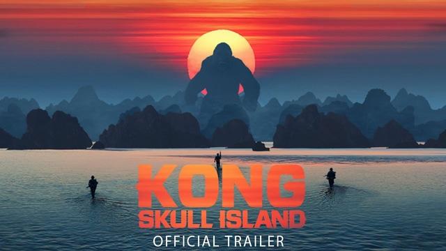 Kong - đúng là một quái vật