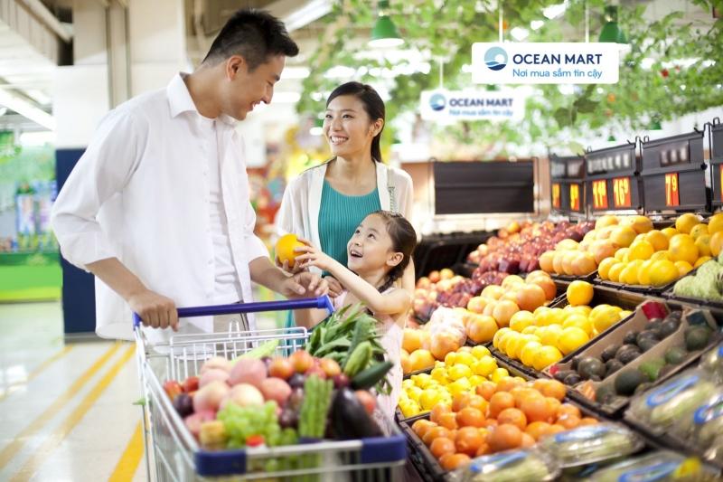 Kích thước xe đẩy trong siêu thị cũng có tác dụng tâm lý với khách hàng