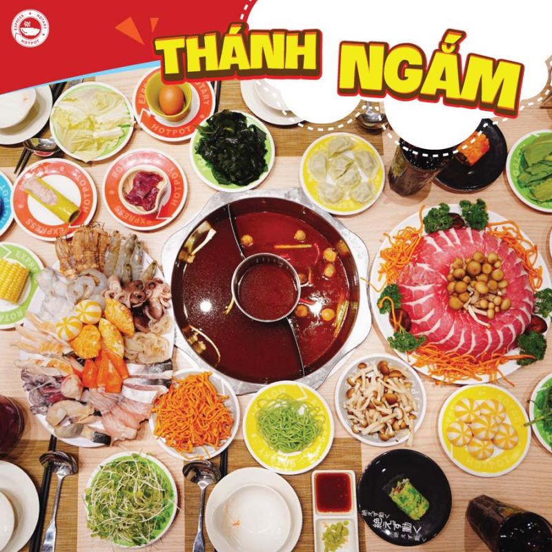 Kichi-Kichi là chuỗi nhà hàng chuyên về buffet lẩu hàng đầu Việt Nam