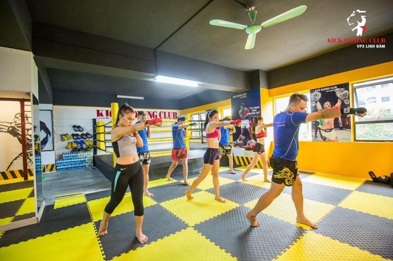 Kick Boxing Club VP3 Linh Đàm