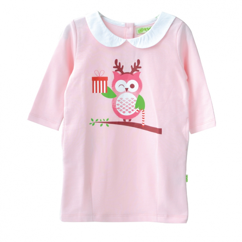 Cận cảnh một mẫu váy cho bé ở Kico.
