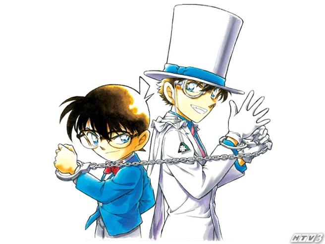 Kid và Shinichi