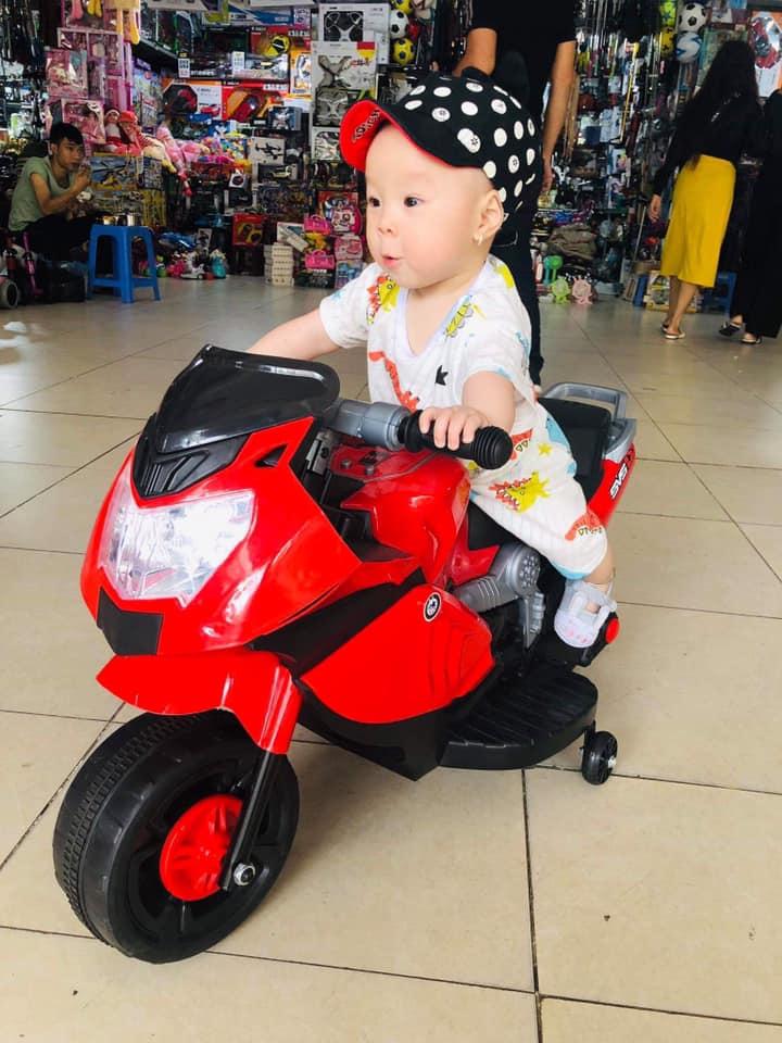 Kidcycle - Xe Trẻ Em