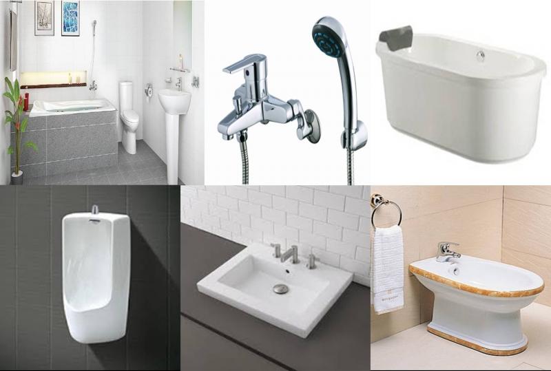 Top 13 địa chỉ cung cấp thiết bị vệ sinh tốt nhất Hà Nội
