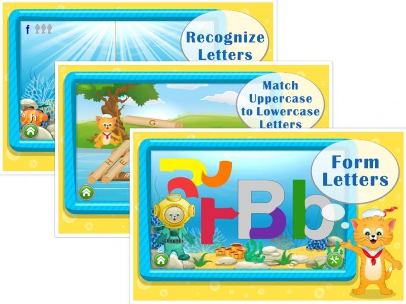 Kids ABC Letter