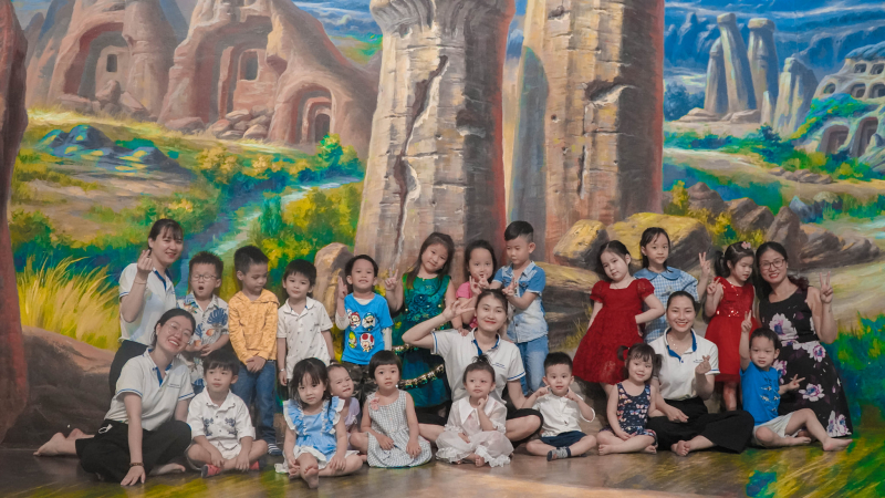 KIDS HOUSE Montessori Danang