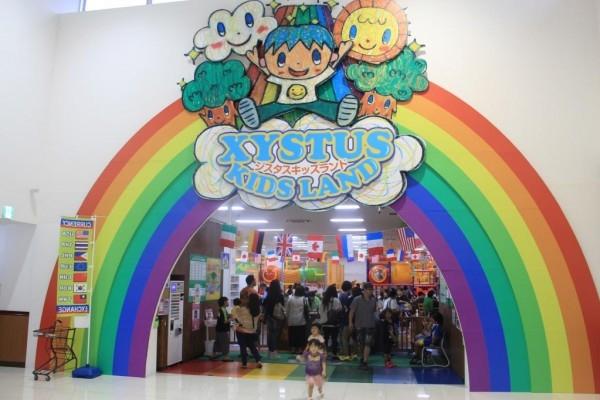 Thiên đường vui chơi cho trẻ tại Kid's Land
