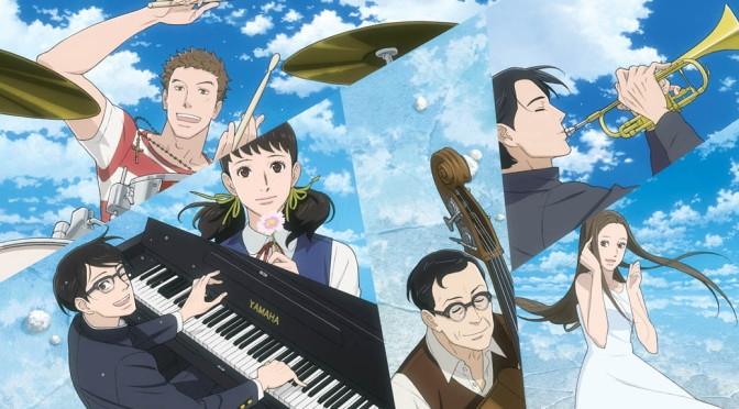 bộ phim sôi động với dòng nhạc Jazz vang khắp các tập phim