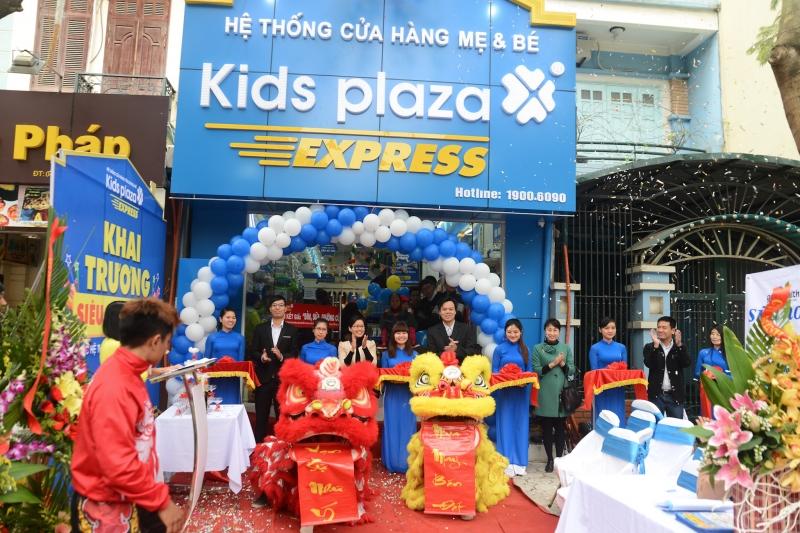 Siêu thị Kids Plaza tại TPHCM.