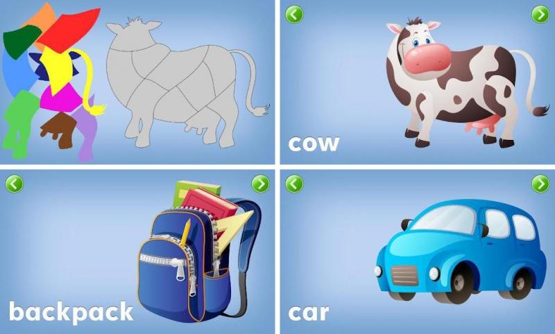 Kids preschool puzzles lite