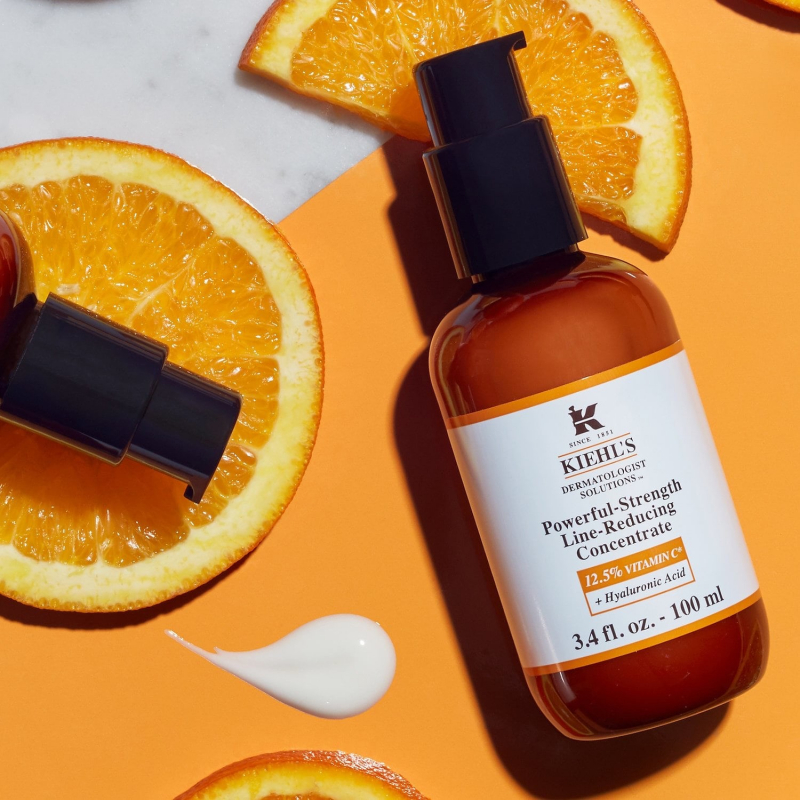 Serum Kiehl's Powerful Strength Line Reducing Concentrate