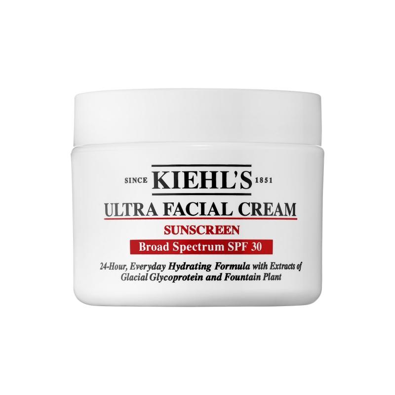 Ultra Facial Cream của Kiehl's Since 1851  có hiệu quả lên đến 24 giờ