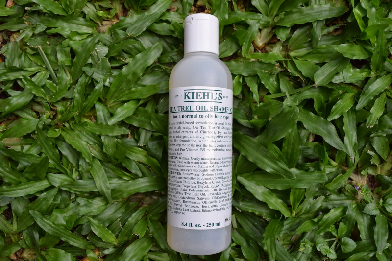 Kiehl's Tea Tree Shampoo For Oily Hair