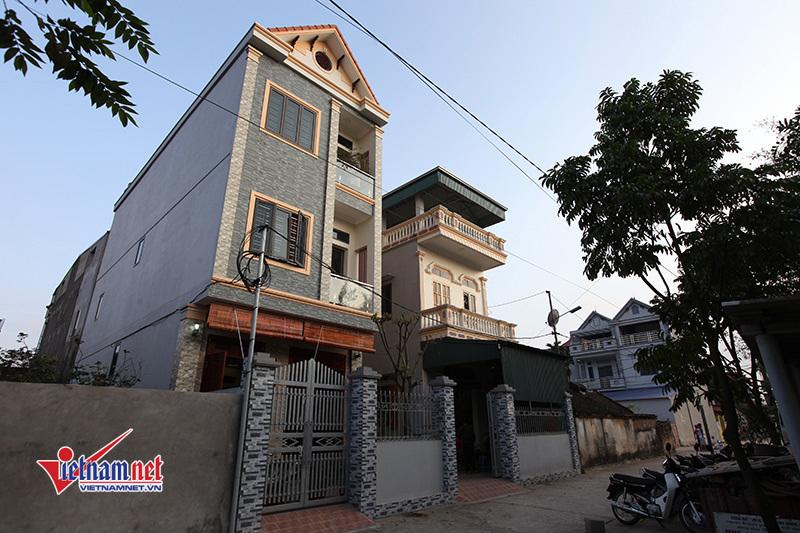 Ngôi nhà Quang Hải mới xây lại cho bố mẹ