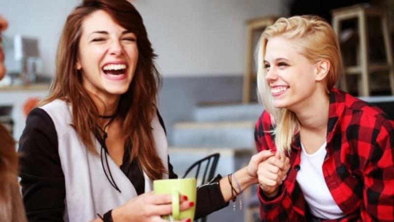 Hãy luôn vui vẻ và cười tươi