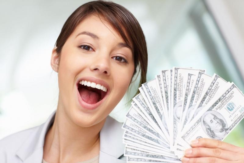 Hạnh phúc của cô nàng độc thân là tự kiếm thật nhiều tiền