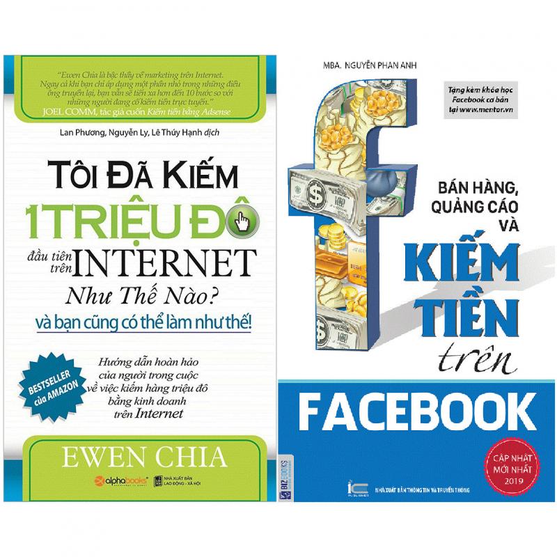 Tôi Đã Kiếm 1 Triệu Đô Đầu Tiên Trên Internet Như Thế Nào Và Bạn Cũng Có Thể Làm Như Thế – Ewen Chia