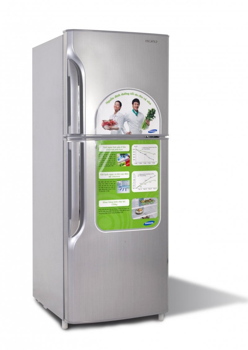 Kiểm tra bề ngoài tủ lạnh như thế nào?