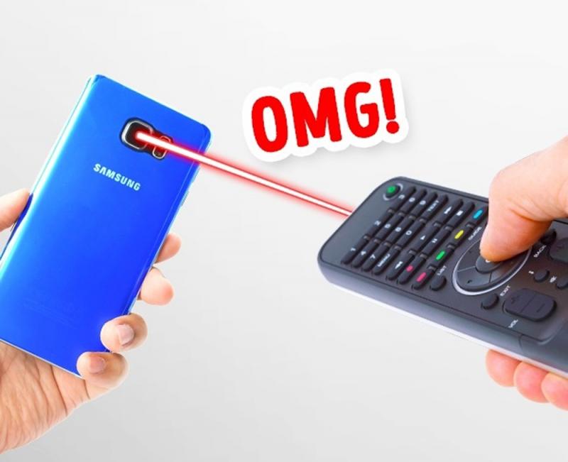 Muốn biết điều khiển TV, điều hòa,...nhà bạn có còn pin hay không, chỉ cần một chiếc smartphone