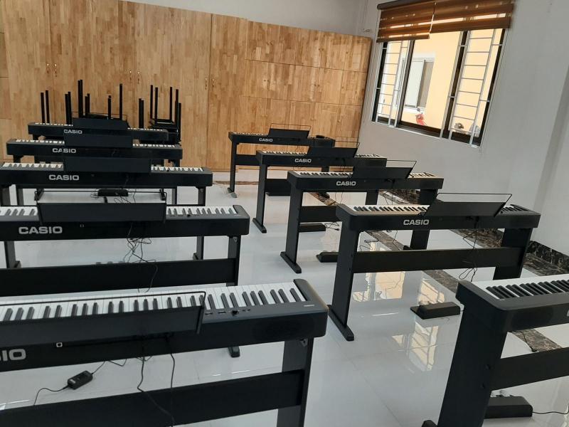 Kiểm tra các bộ phận cơ bản của một cây đàn piano