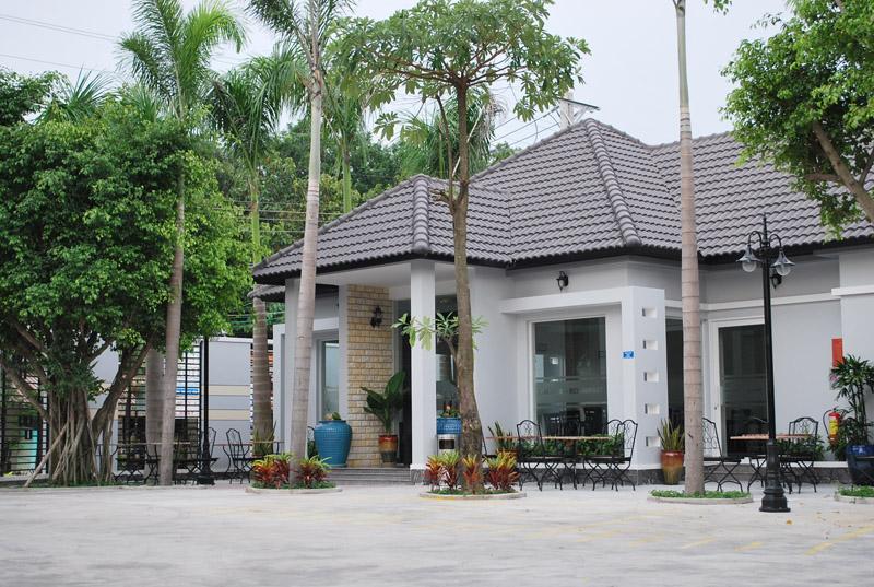 Khách sạn Kiến An